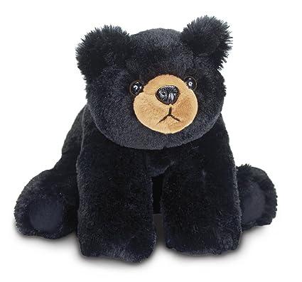 Amazon Com Bearington Baby Bandit Plush Stuffed Animal Black Bear