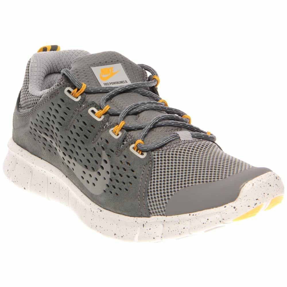 270ccfa1edc0 Nike Mens Free Powerlines+ 2 LTR Shoes Style  599476-003 Size  9.5 M US  Grey  Buy Online at Low Prices in India - Amazon.in