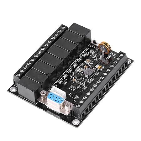Programmable Controller DC 24V PLC Regulator FX1N-20MR Industrial
