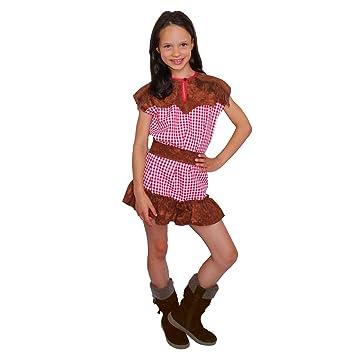 Krause Sohn Kinder Kostum Cowgirl Wyonna Western Madchen Cowboy