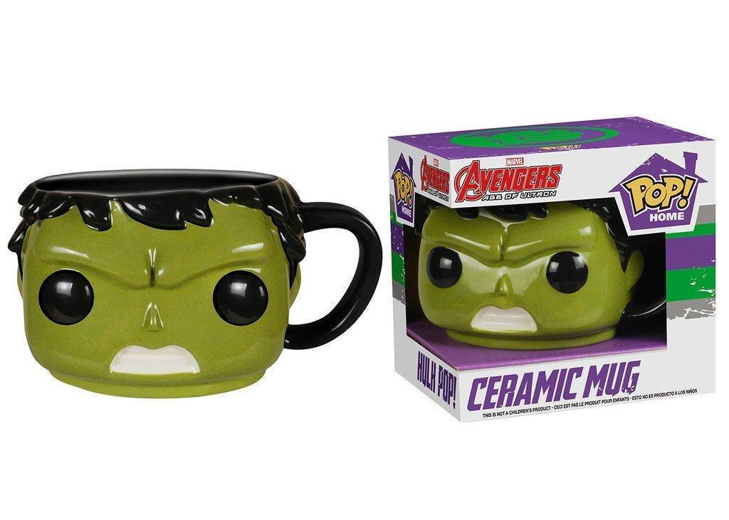 taza funko Hulk