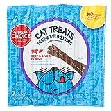 #10: Meaty Sticks Cat Treat - Beef & Liver