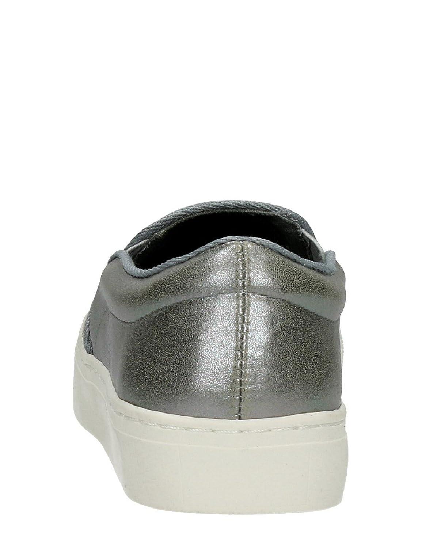 Visions - Zapatillas de Material Sintético para hombre Plateado target_attribute_value, color Plateado, talla 39 UE