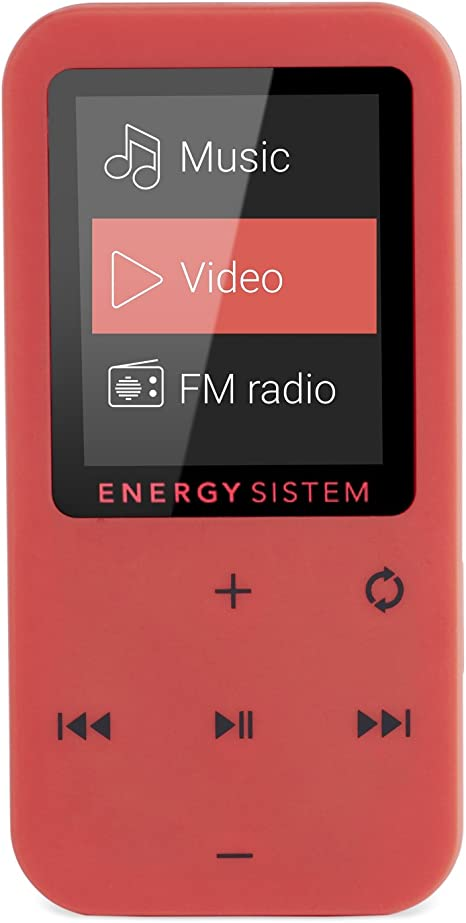 Energy Sistem Mp4 Touch Coral Rot Elektronik