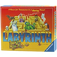 Ravensburger Labyrinth Board Game for Kids and Adults -...