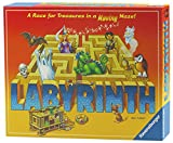 play nine board game - Ravensburger Labyrinth Board Game for Kids and Adults - Easy to Learn and Play With Great Replay Value