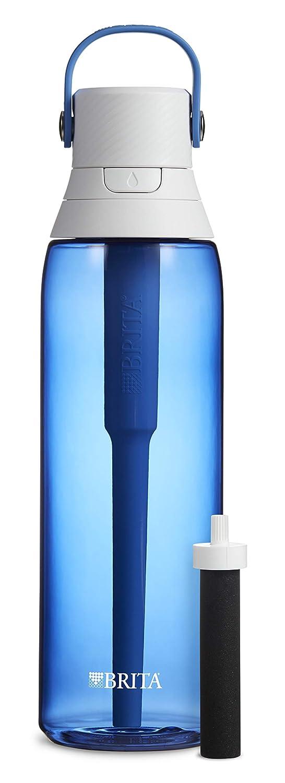 Brita 36385 Premium Water Filter Bottles, Sapphire