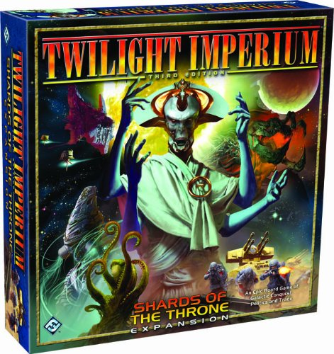 Twilight Imperium: Shards Of The Throne Expansion