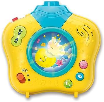 Proyector musical dulces sueños: Amazon.es: Juguetes y juegos
