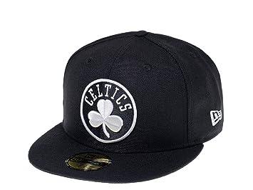 A NEW ERA Era Boston Celtics Gray Edition 59Fifty Fitted Cap ...