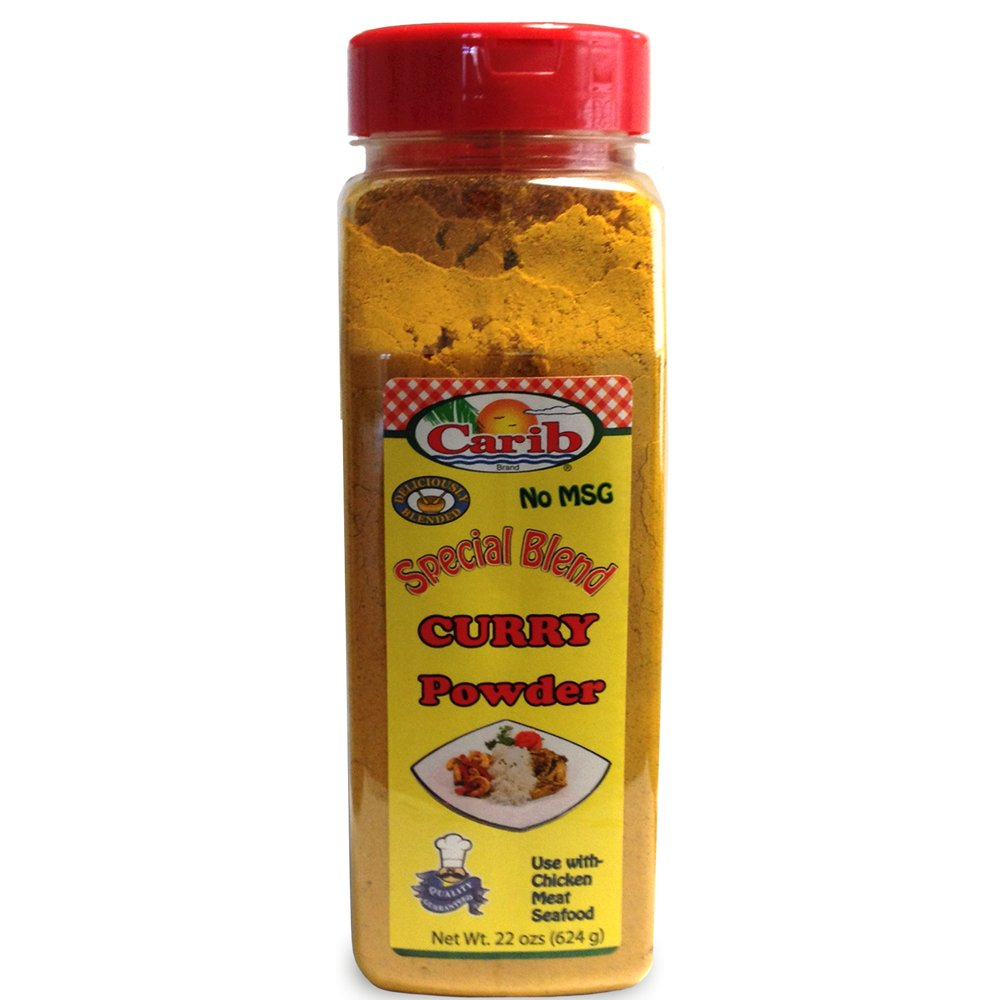 Carib Special Blend Curry Powder 22oz