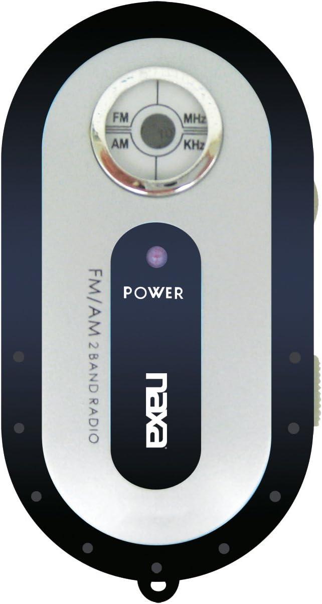 Naxa Electronics Portable Home Audio Radio,Black (NR-720 BK), Accessory