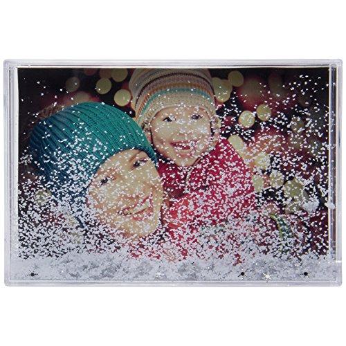 Neil Enterprises Inc. Photo Snow Picture Frame (4