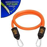 Bodylastics Single Orange 30 lbs. Clip band
