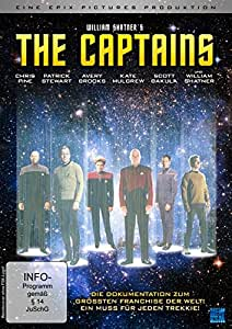William Shatner's The Captains [Alemania] [DVD]