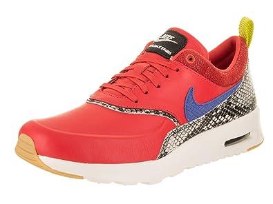 quality design bfba5 714ea Nike Womens Air Max Thea LX Running Shoe 6.5 Orange