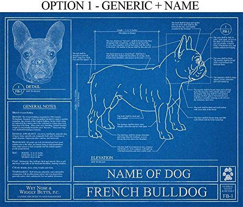 french bulldog art - 2