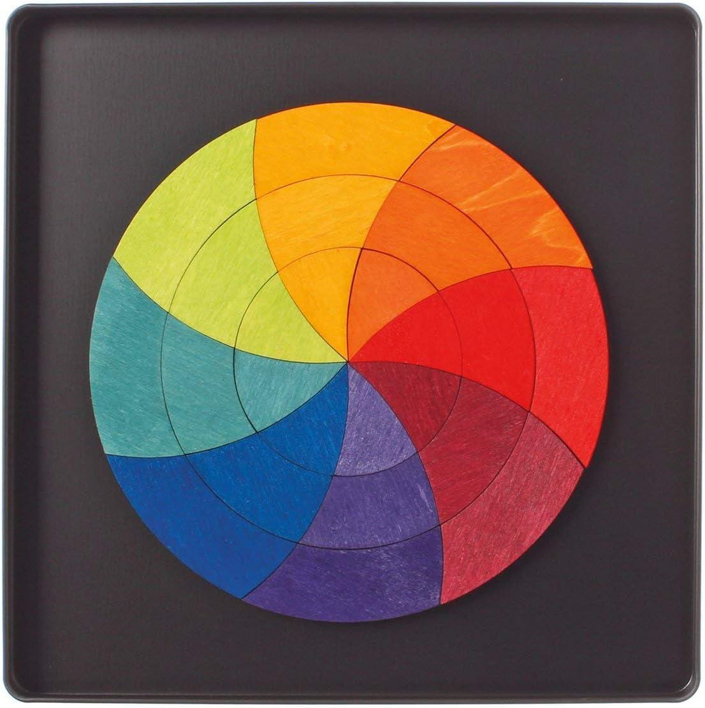 Unbekannt Mini Puzzle Magnético Círculo Goethe: Amazon.es: Juguetes y juegos