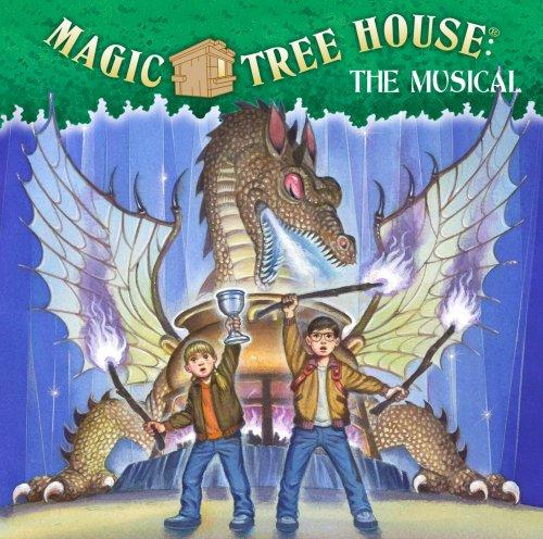 Magic Tree House: The Musical (House Music Cd)