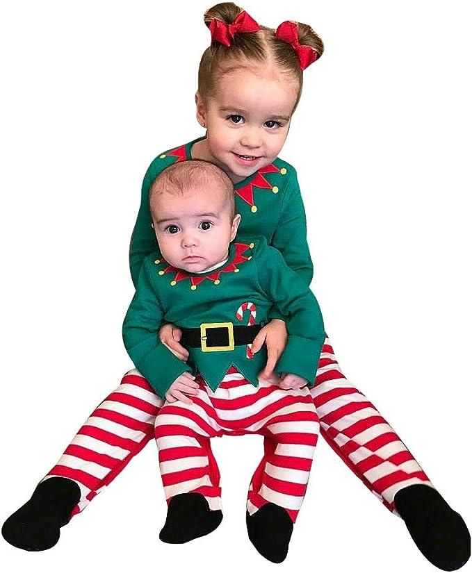 Amazon.com: Disfraz de elfo para bebé, para bebé, para niños ...