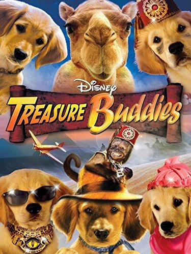 Treasure Buddies (Disney Buddies)