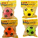 Foam Football - Size 5 - Colours May Vary
