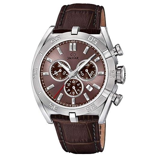 Jaguar Executive J857 6 Mens Chronograph  Amazon.co.uk  Watches 1da2154e7b6