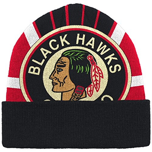 Chicago Blackhawks Mitchell & Ness Retro Logo