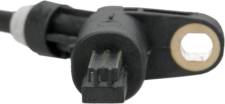 ECD Germany 2 x RS34256 ABS Sensor Raddrehzahl Raddrehzahlsensor Raddrehzahlf/ühler hinten links oder rechts