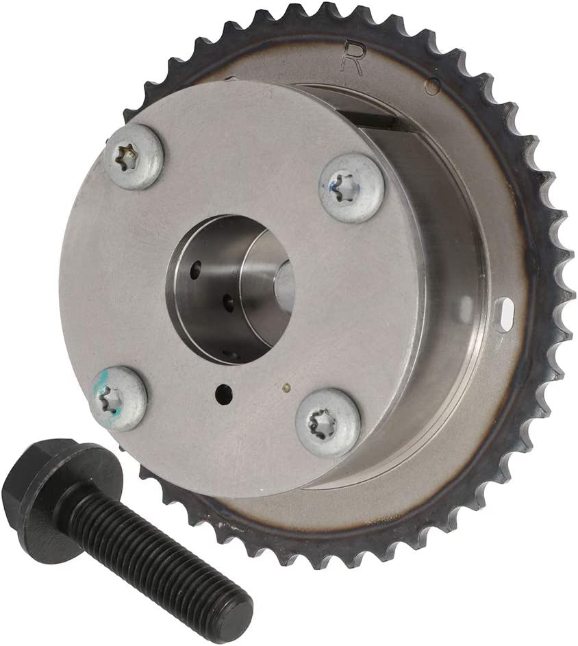 BCTIMINGPARTS Timing Camshaft Gear Sprocket Fit for Ford Edge Flex Fusion Taurus X Lincoln MKS MKT MKX Mercury Sable 3.7L 3.15L