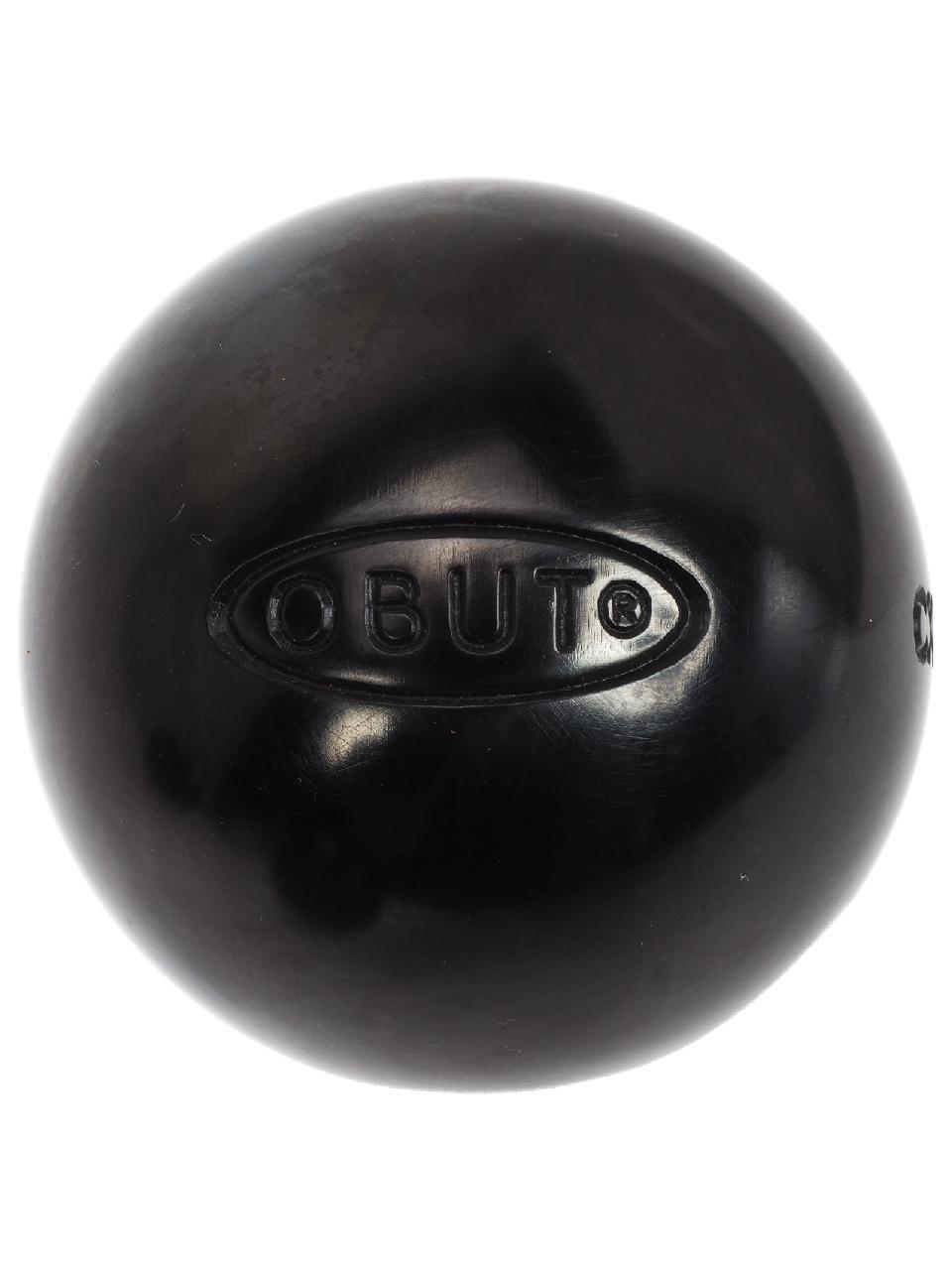 Hals schwarz 74/mm/-/Boccia-Kugeln Obut CX