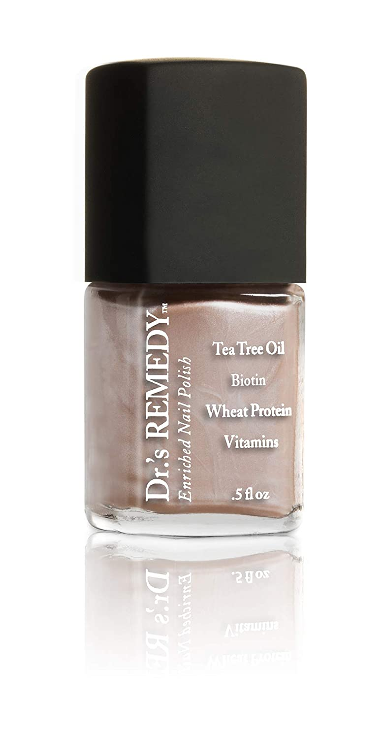 Dr.'s REMEDY Enriched Nail Polish, POISED Pink Champagne, 0.5 fl. oz