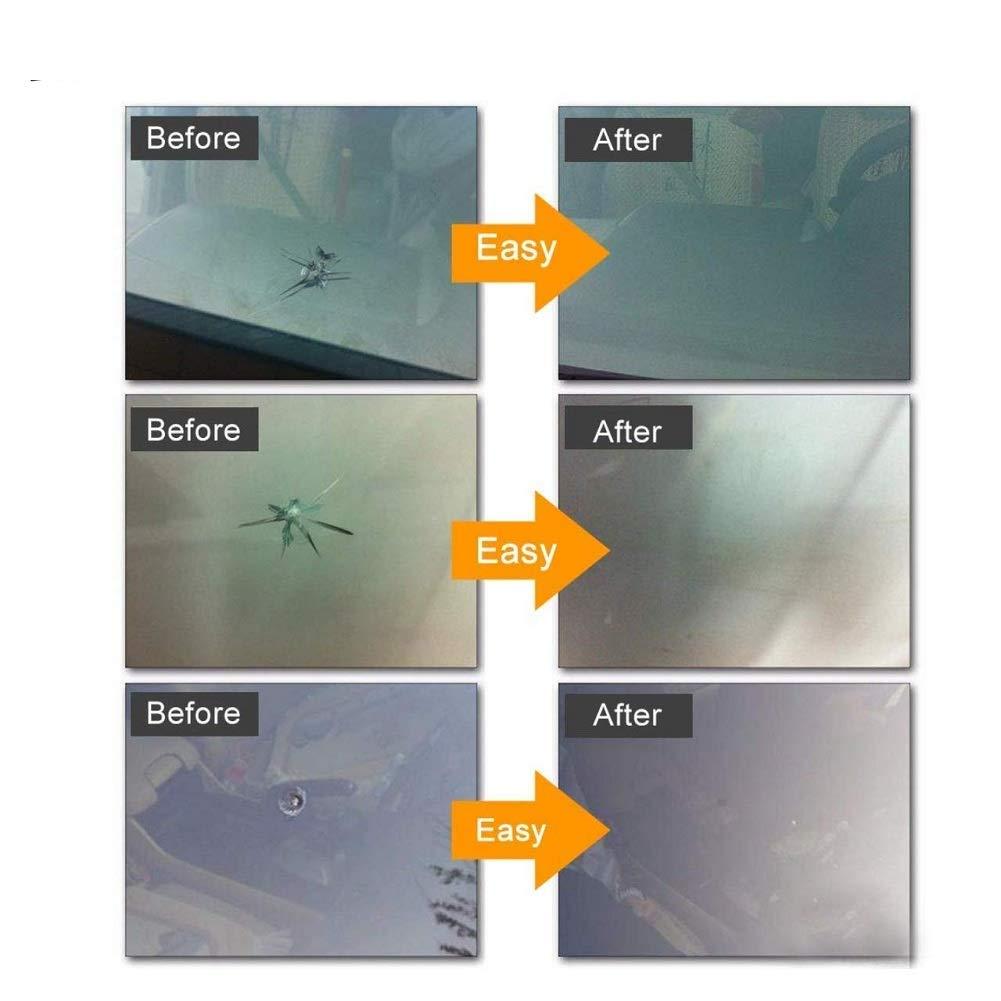Car Windshield Repair Kit high Quality Auto Windshield Crack Repair Kit for Windshield Crack Repair and Glass Repair