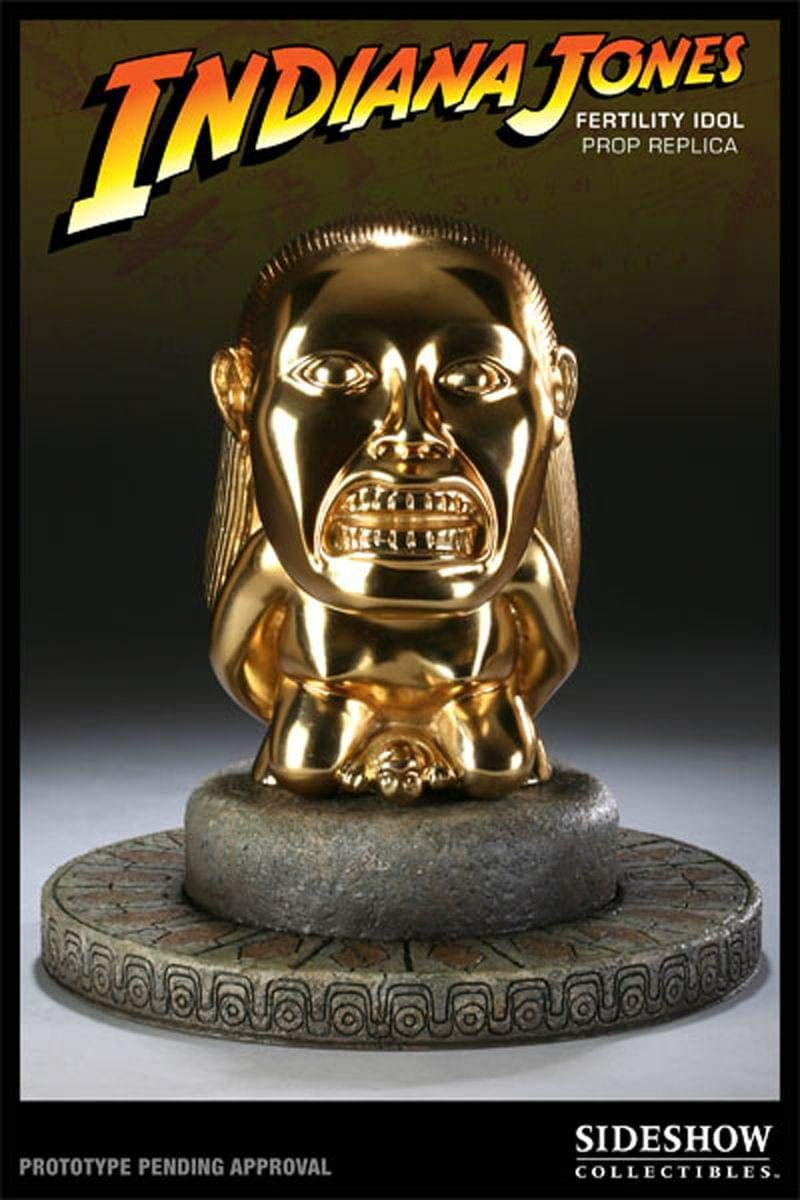 Sideshow Collectibles Fertility Idol Prop Replica
