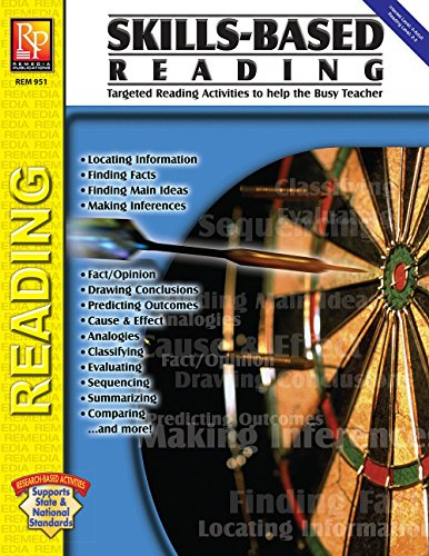 - Skills-Based Reading (Reading Level 2-3) | Reproducible Activity Book