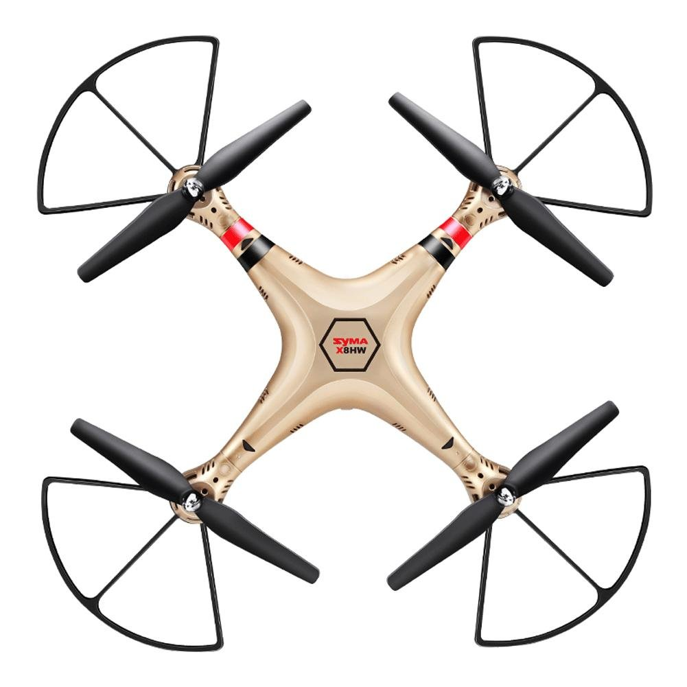 Drohnen X8HW Große HD Fernbedienung UAV 2,4GHz1080P HD Kamera 2,0 Megapixel Fernbedienung Quadcopter
