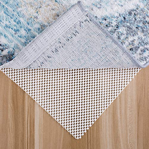 MAYSHINE Non-Slip Area Rug Pad Mat 2 x 10 Feet for Hard Surface Floor, for Runners, Keep Safe and in Place for Area Rugs