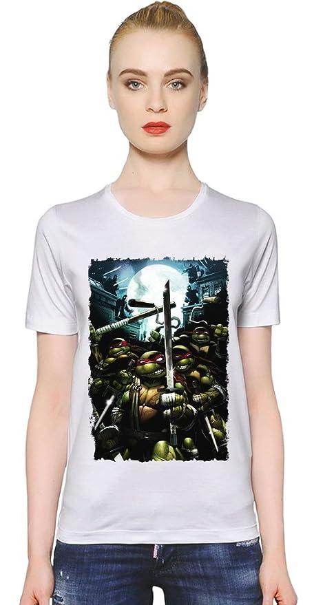 Slick Stuff Teenage Mutant Ninja Turtles La Camiseta de Las ...