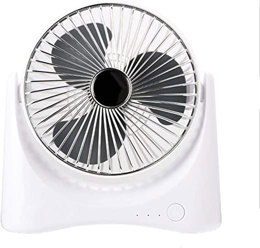Mini Mesa Portátil Ventilador Eléctrico Carga por USB De 3 ...