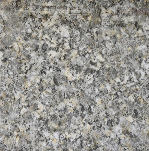 Con-Tact Brand Surfaces Professional Grade Surface Covering, 6 Feet by 2 Feet, Polished Granite