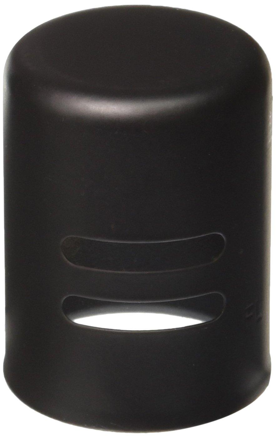 Westbrass R201-62 Standard Brass Air Gap Cap Only, Matte Black