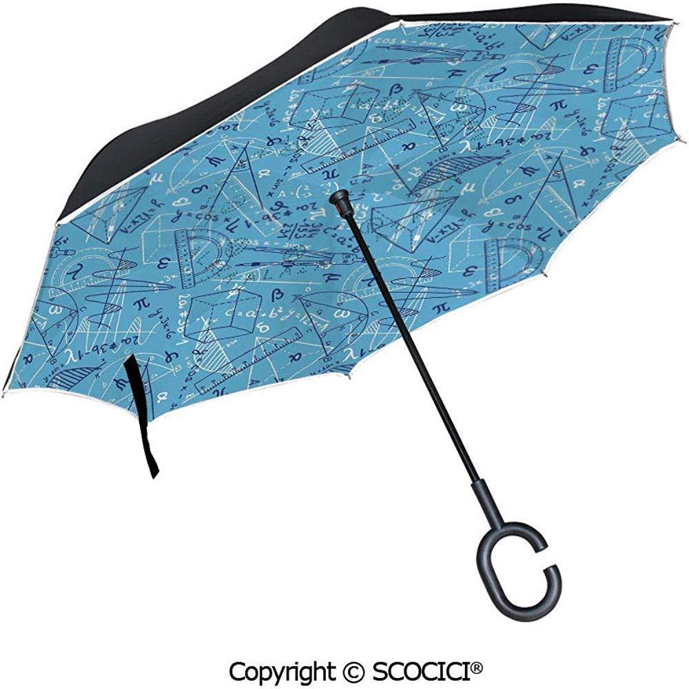 Paraguas Invertido Invertido Al Revés: Pintura Fantástica del Rey ...