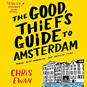 The Good Thief's Guide to Amsterdam Hörbuch