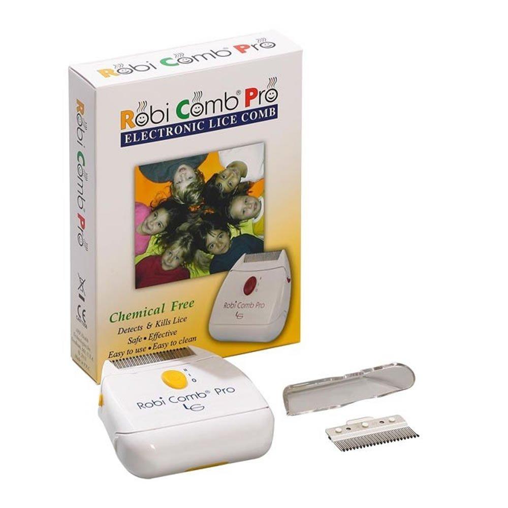 Liceguard Robi Comb Pro, elektronischer Läusekamm Liceguard.de ZEP110A