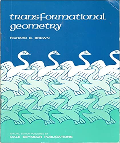 Transformational Geometry, Brown, Richard G.