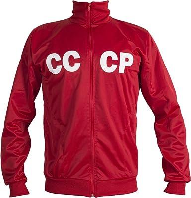 Union Soviétique CCCP USSR 1970 Rétro Veste