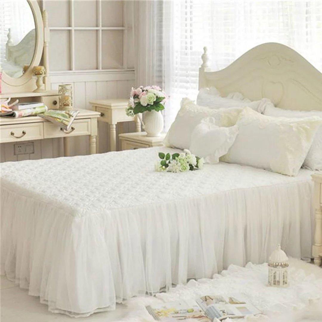 YKFN シングル ベッドスカート エレガント ベッドスプレッド ベッドカバー コットン おしゃれ ベッド掛け シンプル 寝具 シーツ B06XFPJB31 ベッドスプレッド(200*220cm)|タイプ5 タイプ5 ベッドスプレッド(200*220cm)