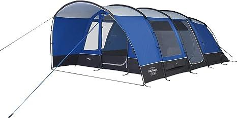 Vango Avington 600XL 6 Man Tunnel Tent Sky Blue