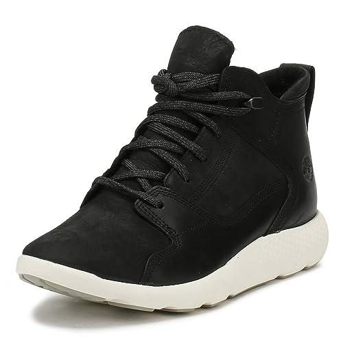 6cbcae12f1de5 TIMBERLAND Zapato A1SVR FLYROAM Hike Negro  Amazon.es  Zapatos y ...