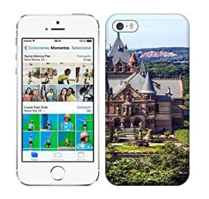Best Power(Tm) HD Colorful Painted Watercolor Schloss Drachenburg Hard For SamSung Galaxy S4 Phone Case Cover